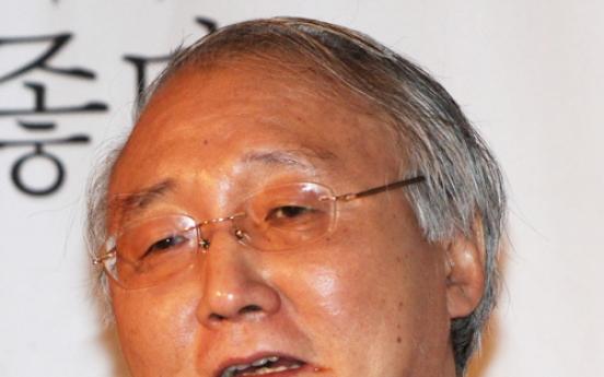 Novelist Ma Kwang-soo found dead