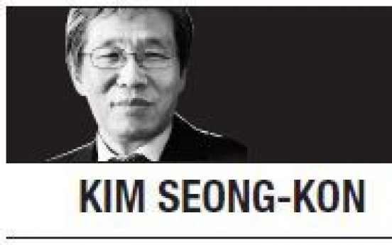[Kim Seong-kon] Where have all the great men gone in times of crisis?