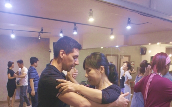 The unspoken language of tango