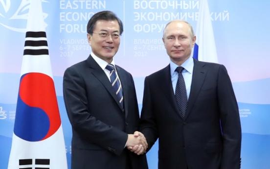 Seoul's plans for raising heat on NK hits roadblock in Russia