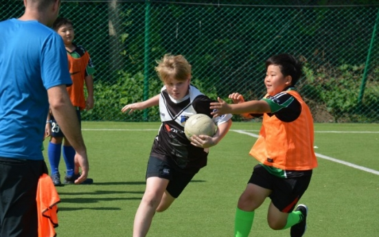KIS promotes global friendship through football tournament