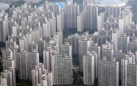 Korea's top 1% rich own 6.5 homes on average: data