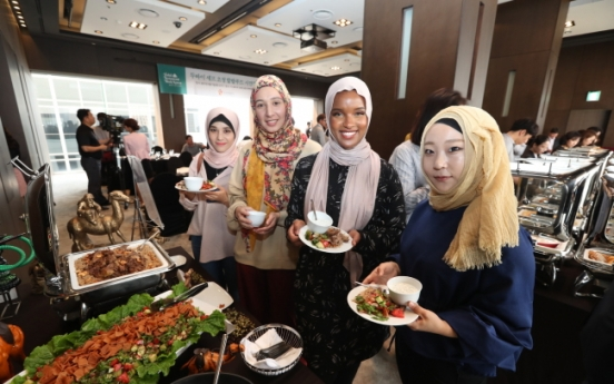 Halal eating, not as easy as ABC in Korea