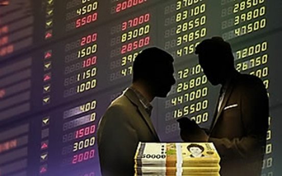 Foreign investors turn to net sellers of Korean stocks in August