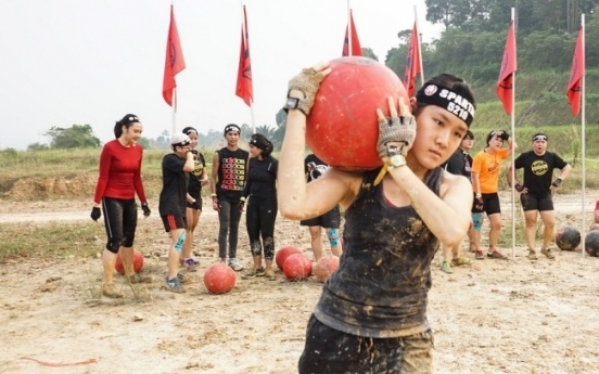 Spartan race to take place in Korea