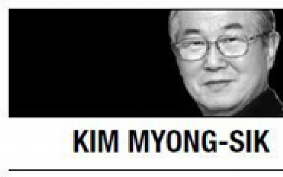 [Kim Myong-sik] Moon's turnaround with realistic security vision