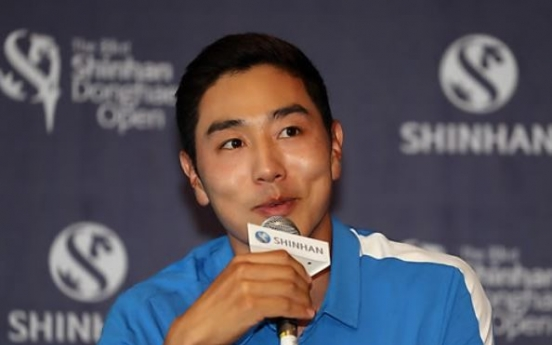 PGA Tour golfer Bae curious about post-military performance
