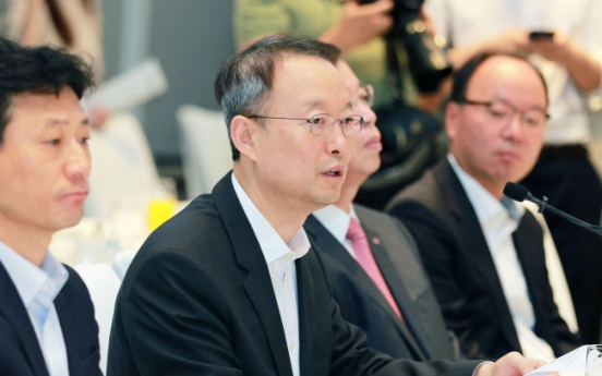 Chemical industry to expand investment in Daesan complex
