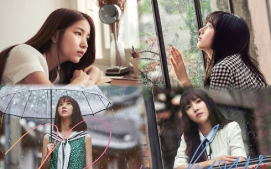 [Album review] GFriend sticks to songs that recall Japanese anime