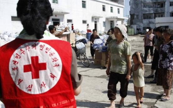 Seoul eyes $8m humanitarian aid to Pyongyang
