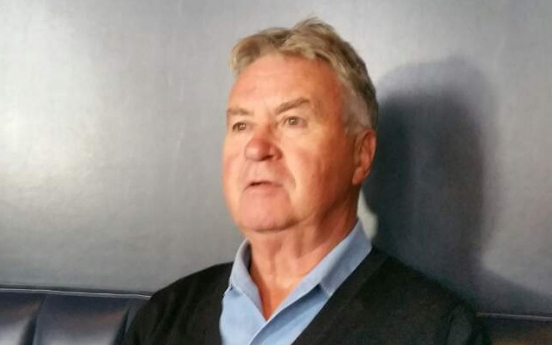 Guus Hiddink says willing to support Korean football in any way