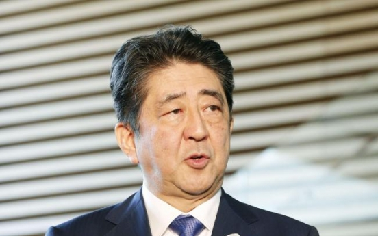 Abe: Japan can 'never tolerate' North Korea's 'provocative' acts