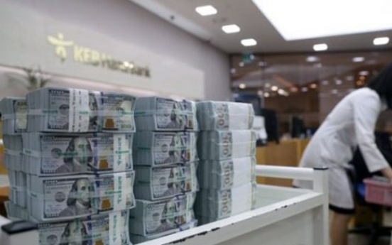 Banks' foreign currency deposits fall in August