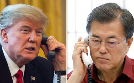 Seoul, Washington agree on 'stronger, more practical' pressure on Pyongyang