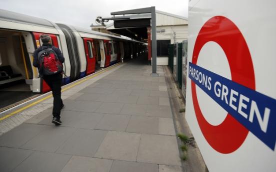 British police make second arrest over London train attack