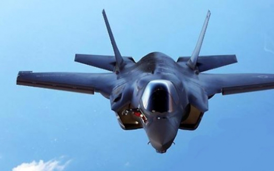 Four F-35 jets, two bombers fly near N. Korea