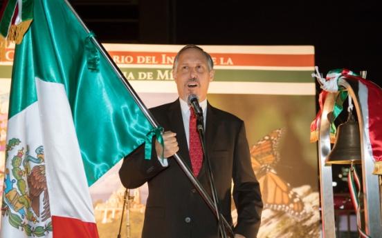 Mexico, Korea bolster commerce, security ties