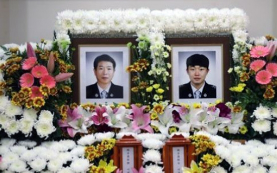 PM mourns passing of two firefighters killed while battling blaze