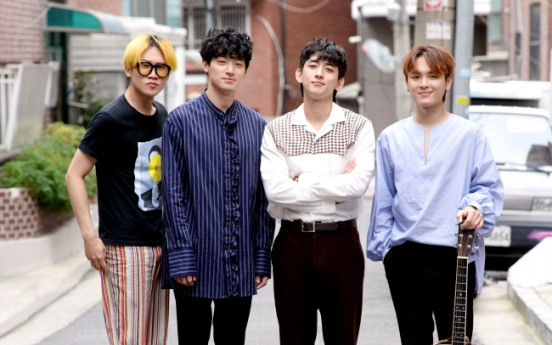 [Next Wave] Five monkeys of Jannabi relive heyday of old pop