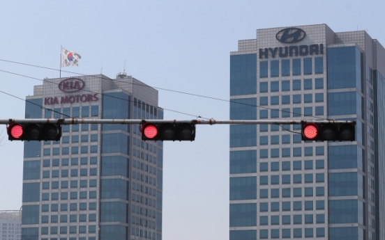Hyundai could become world's No. 1 with FCA merger: report