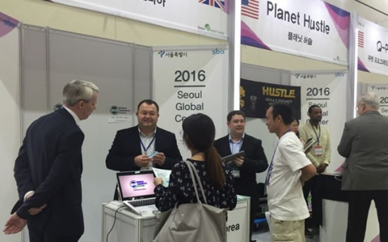 Seoul start-up fair seeks to encourage expat entrepreneurs