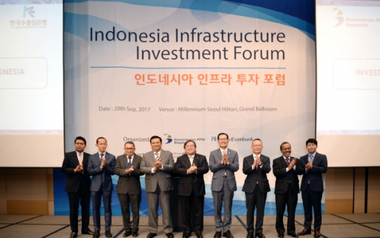 Exim-Indonesia seek to expand infrastructure investment