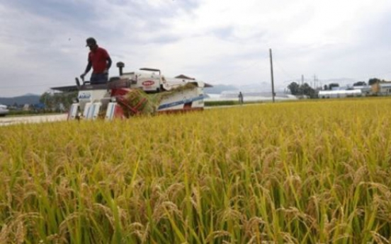 Govt. to purchase 350,000 tons of rice for reserve