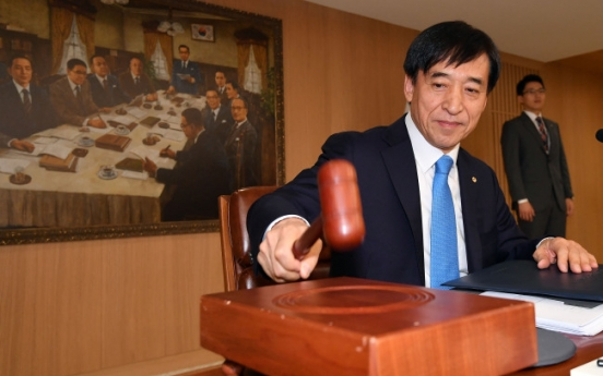 US fiscal tightening to have little impact on Korea: BOK chief
