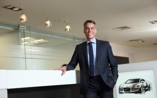 Audi Volkswagen Korea appoints new head