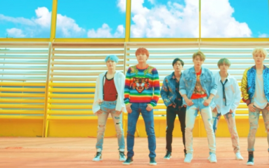 BTS' 'DNA' draws over 50m YouTube views in less than a week