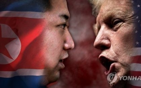 War of words ratchets up between Kim and Trump