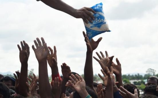 Rohingya in Bangladesh need 'massive' assistance: UN