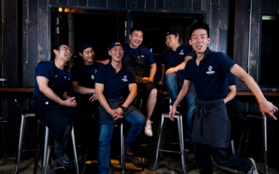 Co-owner of Manimal listed among '30 Under 30 Asia' of Forbes