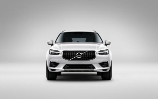 Volvo Korea rolls out SUV designed by first Korean designer