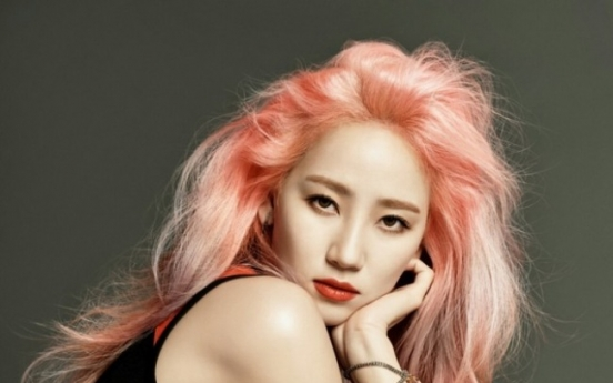 Former Wonder Girls member Ha:tfelt to release new single