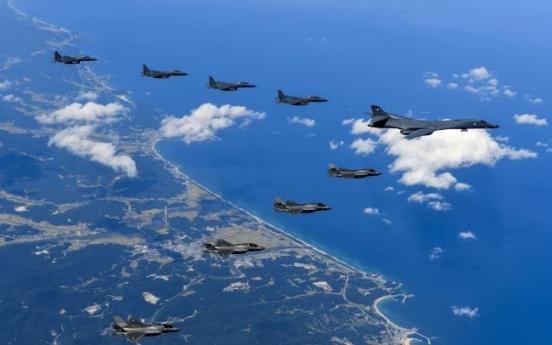 NK failed to detect US warplanes off east coast: NIS