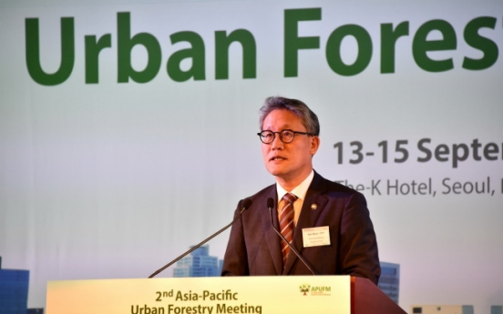 Seoul Action Plan strives for cleaner, cooler cities via urban forestry