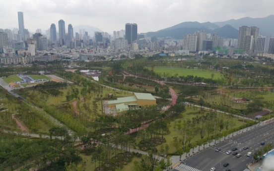 Urban forests key in fight against fine dust