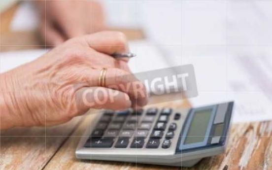 Elderly Koreans spending less money than advanced countries: report