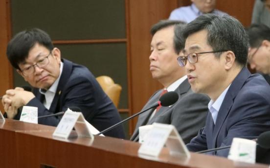 Korea reassures economy intact despite NK tension