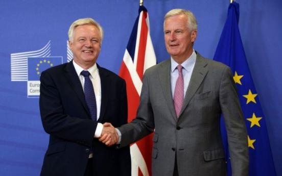 Brexit negotiators hail 'decisive' progress