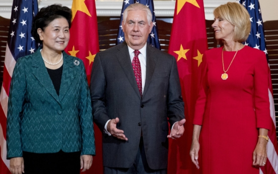 Tillerson carries full agenda as he prepares to visit China