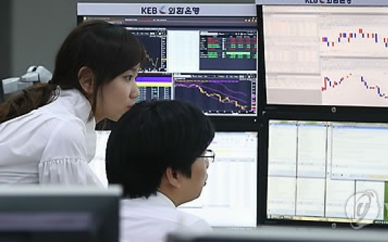 S. Korean bourse struggles ahead of long Chuseok holiday