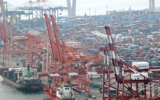 Korea's exports soar 35% in Sept. reach all-time high