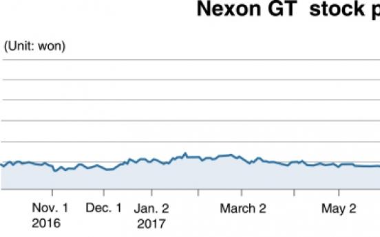 [Kosdaq Star] Nexon GT enjoys surprising month on new release, blockchain business