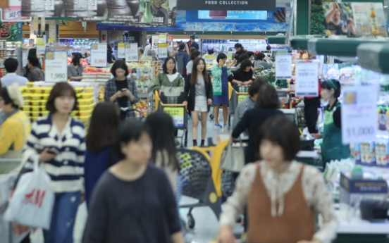 Prices of imported food soar over Chuseok
