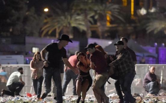 Sniper in high-rise hotel kills 59 in Las Vegas