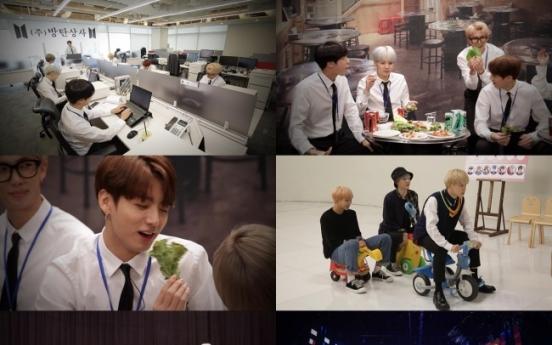 BTS to air own music show 'BTS Countdown'