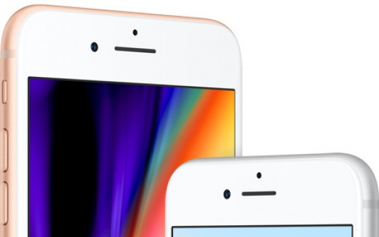 iPhone 8 likely to hit S. Korea on Nov. 3: sources