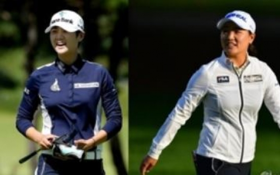 Top three LPGA players take battle to Korea
